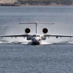 Russia apresenta novos hidroaviões em salão aeronáutico