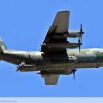 Pilotos da FAB treinam missões de combate a incêndio
