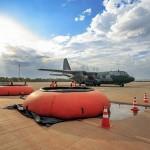 Ministério da Defesa envia aeronaves para combate a incêndio na região serrana do Rio