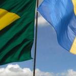 Brasil e Suécia assinam memorando de cooperação em Aeronáutica Militar