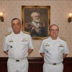 Comando de Operações Navais recebe visita do Comandante da Marinha