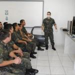 Escola de Instrução Especializada (EsIE) Coopera na Instrução de Cadetes da Força Aérea Brasileira