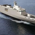 Marinha do Brasil revela projeto da NPaOc (OPV) na Euronaval 2014