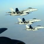 EUA atacam aeródromo militar sírio