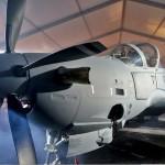 Sierra Nevada e Embraer apresentam o primeiro A-29 Super Tucano para o Programa LAS da USAF