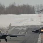EUA podem enviar seus F-22 Raptor para a Europa devido a 'ameaça russa'