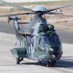 Maior helicóptero da FAB participa de exercício em Campo Grande