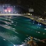 Marinha americana cria seu próprio oceano para fazer testes em navios