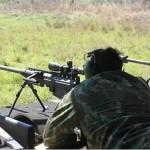 """Batalhão """"Tonelero"""" realiza primeiro disparo com o Fuzil de Precisão Antimaterial PGM HECATE II"""