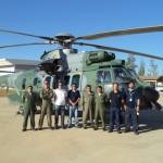 4ª unidade do helicóptero H-36 Caracal foi entregue ao Esquadrão Falcão (1º/8º GAV)