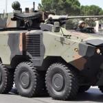 IVECO prepara novo modelo de blindado para o Exército,o VBR 8×8