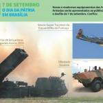 Novos equipamentos da Defesa serão exibidos no desfile de 7 de setembro
