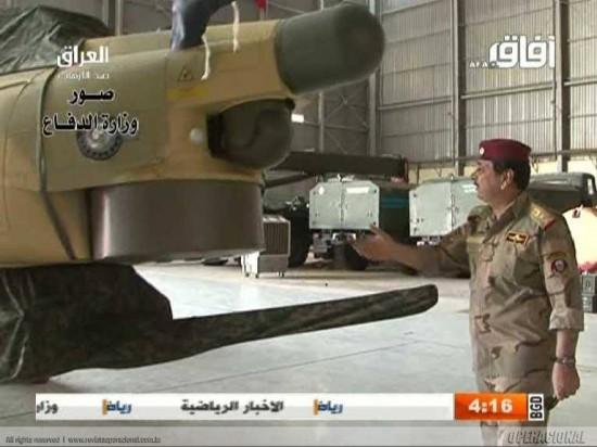 Mi-28NE Iraque
