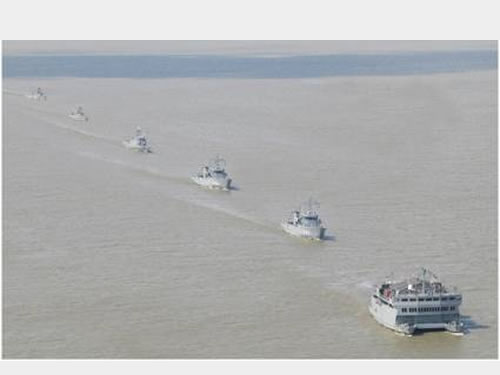 Navios do Comando do Grupamento de Patrulha Naval do Norte
