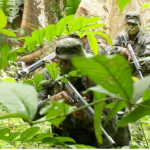 Operação CURARE II o 17° Batalhão de Infantaria de Selva em ação