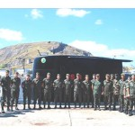 Oficiais do Curso de Infantaria do Exército visitam a Força de Submarinos