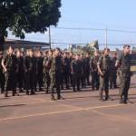 Exército inicia operação com 700 militares na fronteira com a Guiana Francesa