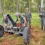 19º Regimento de Cavalaria Mecanizado realiza adestramento durante a Operação Xiru