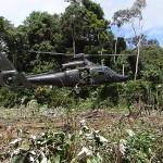 Exército aprova desempenho da versão modernizada dos helicópteros Pantera