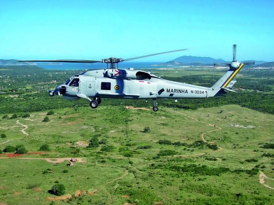 S-70B Seahawk MB