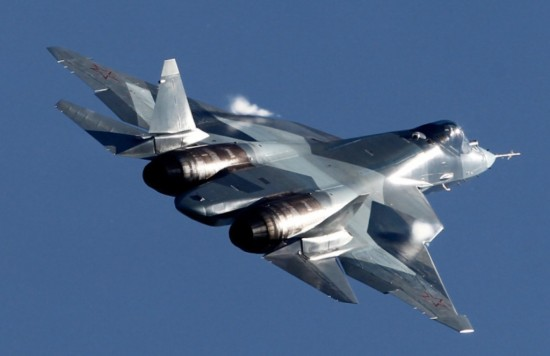 Sukhoi PAK FA stealth fifth MISSILE AAM AA-12 BVR jet HAL Fifth Generation Fighter Aircraft (FGFA) Prospective Airborne Complex Frontline Aviation Russian Air Force export indian 3rd third prototYPE12345678 (9)