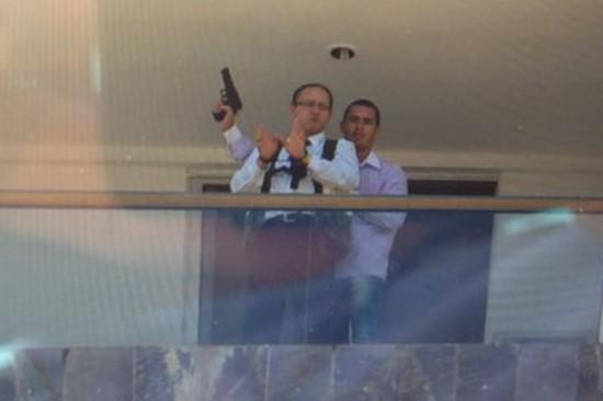 Terrorista em brasilia