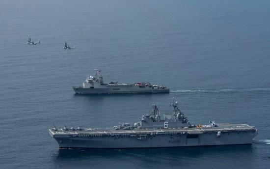 USS América.2
