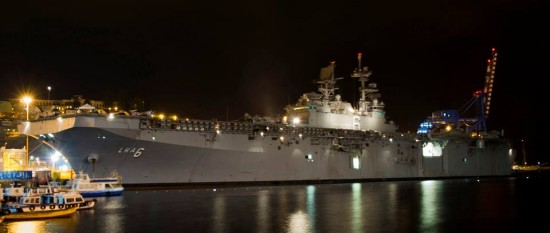 USS América.4