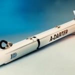 Empresa Denel Dynamics prepara o míssil A-Darter para qualificação no Gripen NG