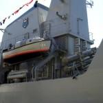 """Ares Aeroespacial & Defesa irá realizar manutenção em lançadores de torpedos da corveta """"Barroso"""""""