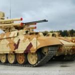 Russia apresenta seus mais novos armamentos na exposição ADEX 2014 em Baku