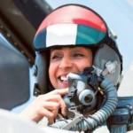 Príncipe Saudita e mulher caçadora dos EAU estão entre os que bombardeiam o Estado Islâmico