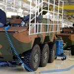Centésima unidade do blindado Guarani é entregue ao Exército Brasileiro
