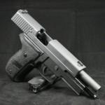 Empresa alemã de armas SIG Sauer forneceu ilegalmente ao Iraque 5 mil pistolas