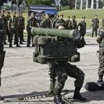 Exército Brasileiro vai implantar uma unidade de manutenção dos mísseis RBS 70