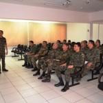 Centro de Instrução de Blindados recebe a visita de comitivas estrangeiras