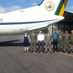 Cenipa faz vistoria na Base Aérea de Belém