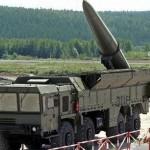 Exército Russo terá até 2015 sete brigadas dotadas do sistemas de mísseis Iskander-M