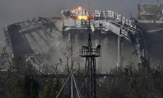 Aeroporto de Donetsk