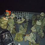 "Navio-Transporte Fluvial ""Almirante Leverger"" realiza comissão de Apoio ao Curso Especial de Comandos Anfíbios"