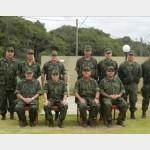 """Comandante de Operações Navais acompanha o exercício """"Adestramento Batalhão de Proteção II-2014"""""""