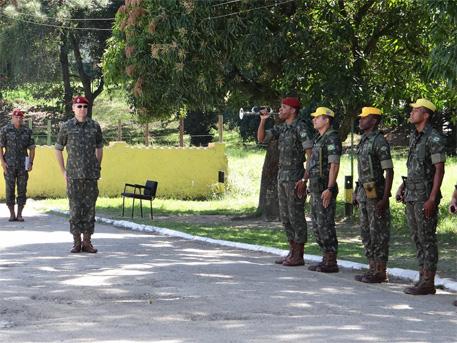 Cerimônia Comemorativa aos 62 Anos de Criação do Batalhão DOMPSA.2