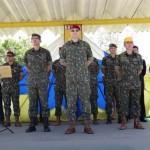 Cerimônia Comemorativa aos 62 Anos de Criação do Batalhão DOMPSA