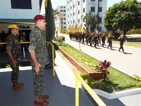 Cerimônia Comemorativa aos 62 Anos de Criação do Batalhão DOMPSA.3
