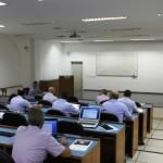 Produção energética nuclear é tema de palestra para Oficiais-Alunos
