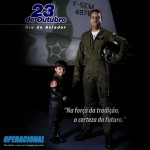 Homenagem ao Dia do Aviador