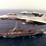 Vídeo de um Dogfight entre dois F-14 Tomcat contra dois MiG-23 Líbios
