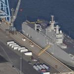 França ira entregar os 2 navios Mistral ao Egito no primeiro semestre de 2016
