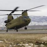 Boeing Co acena com uma possível venda de CH 47 Chinook para o Brasil