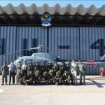 4º Esquadrão de Helicópteros de Emprego Geral contribui para a formação dos militares do C-Esp-Comanf/2014